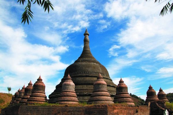 Unknown Mrauk U