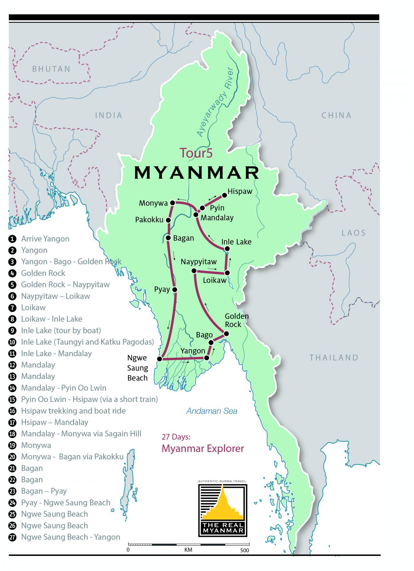 Myanmar Explorer THE REAL MYANMAR AUTHENTICTRAVEL